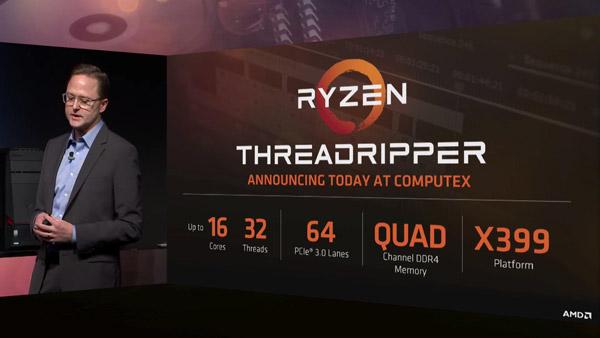 Ryzen Threadripper. Ce stim despre noul procesor AMD