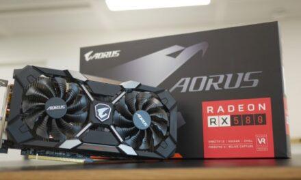 Comparatie AMD RX580 vs GeForce GTX 1060