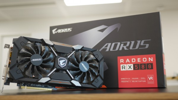 Comparatie AMD RX580 vs GeForce GTX 1060