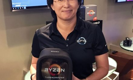 AMD Threadripper 1950X la 4.0 GHz pe toate cele 16 nuclee si performante uimitoare