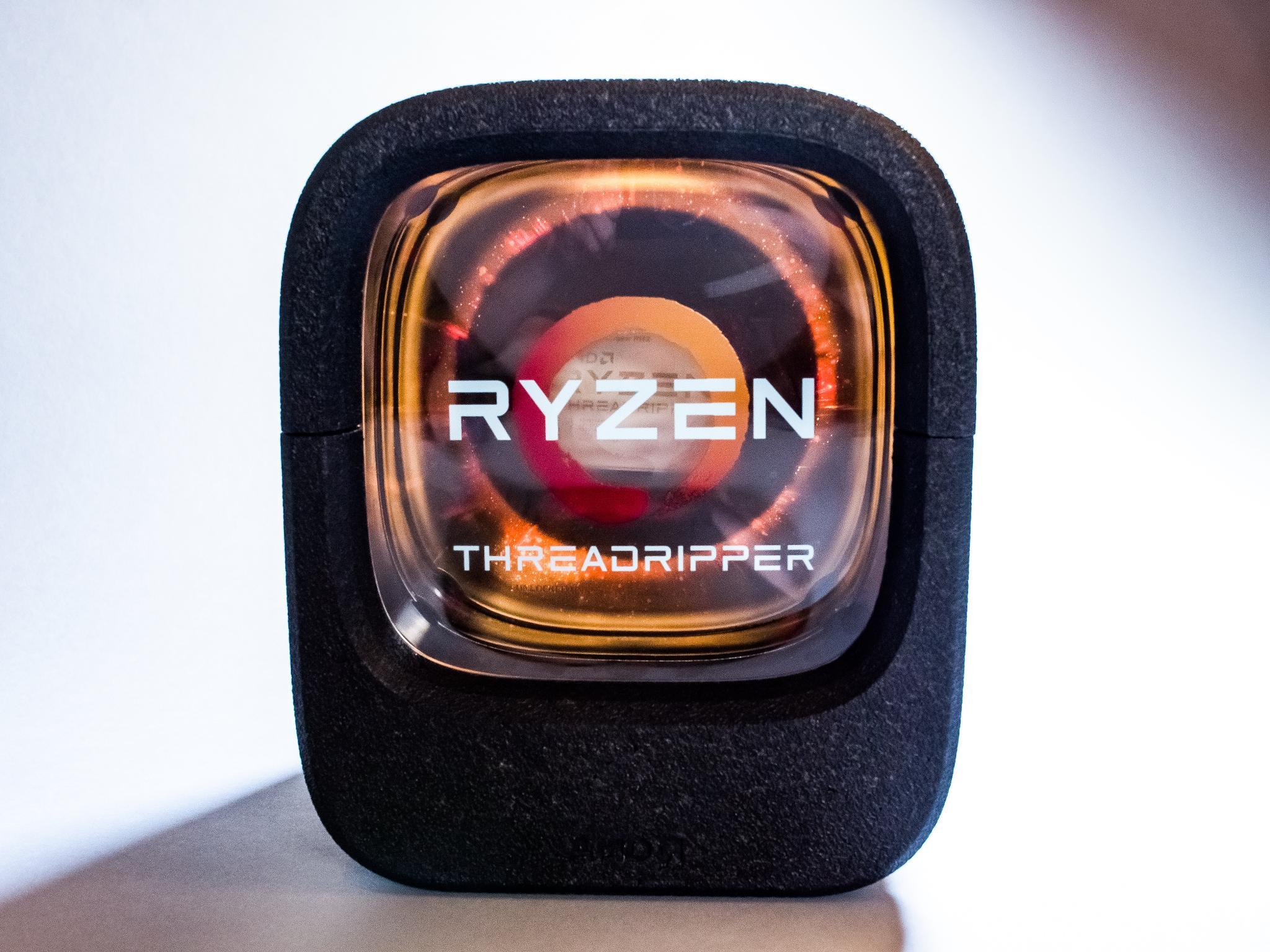 AMD Ryzen Threadripper va fi lansat oficial pe 10 august