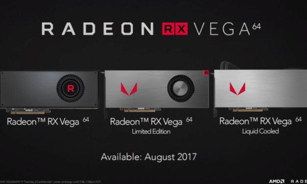 AMD Radeon RX Vega 64, cea mai buna placa video pentru mining?