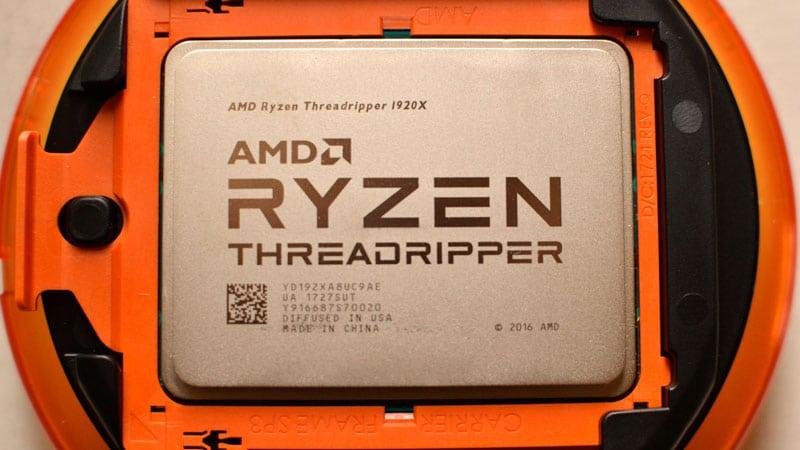 AMD Ryzen Threadripper 1950X testat in aplicatii si jocuri. Cel mai puternic procesor?