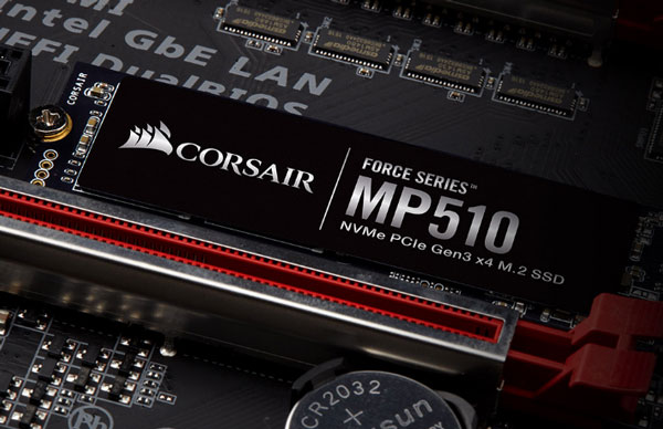 Corsair a lansat noul SSD MP510 din gama Force Series