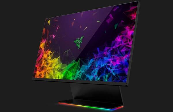 Razer a lansat Raptor 27, primul monitor de gaming al companiei