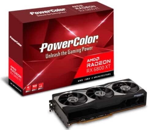 Placa video Gaming AMD rx6800 xt